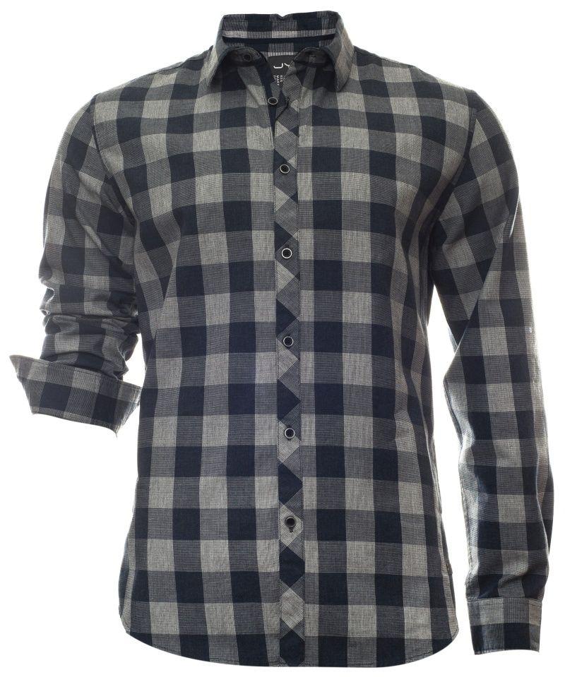 Koszula w kratkę 100% bawełna